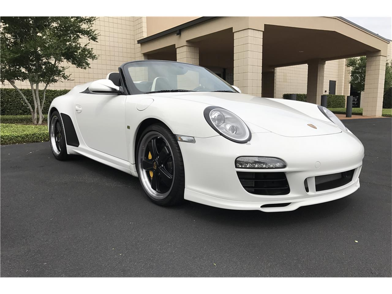 Large Picture of '11 Porsche Speedster located in Nevada Auction Vehicle - LWCJ