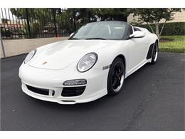 Picture of '11 Porsche Speedster located in Nevada Auction Vehicle Offered by Barrett-Jackson - LWCJ