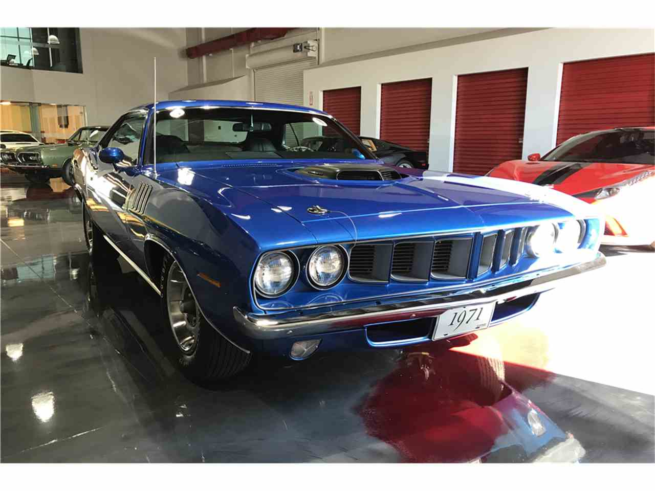Large Picture of '71 Barracuda - LWCL
