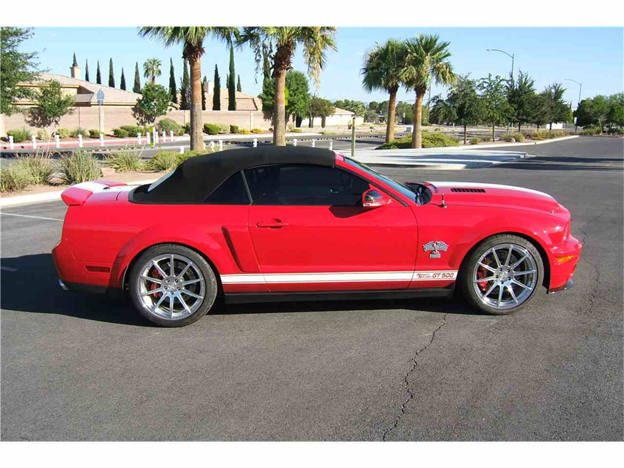 Large Picture of '08 SHELBY GT500SE SUPER SNAKE - LWCP