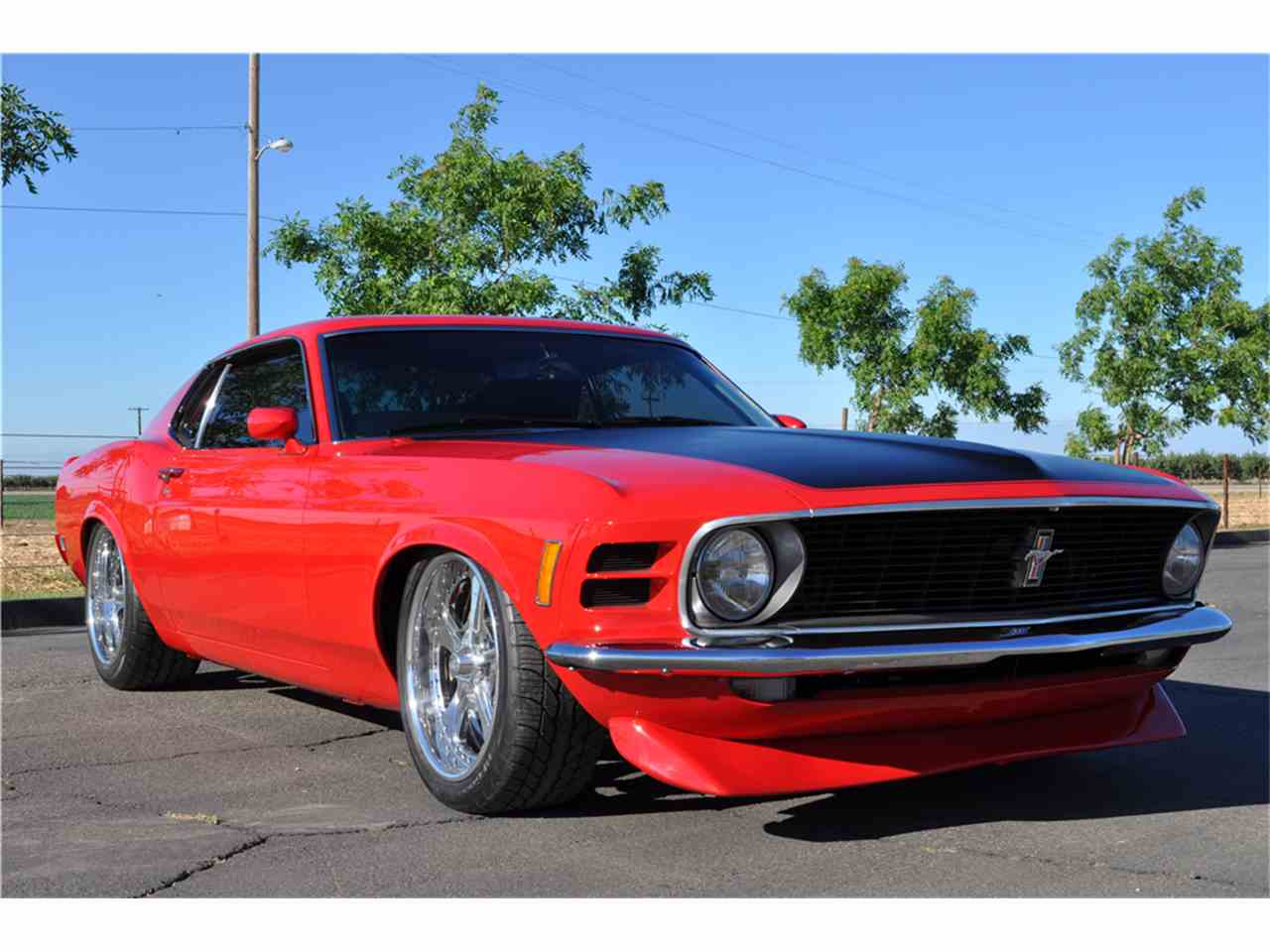 Large Picture of '70 Mustang - LWCS