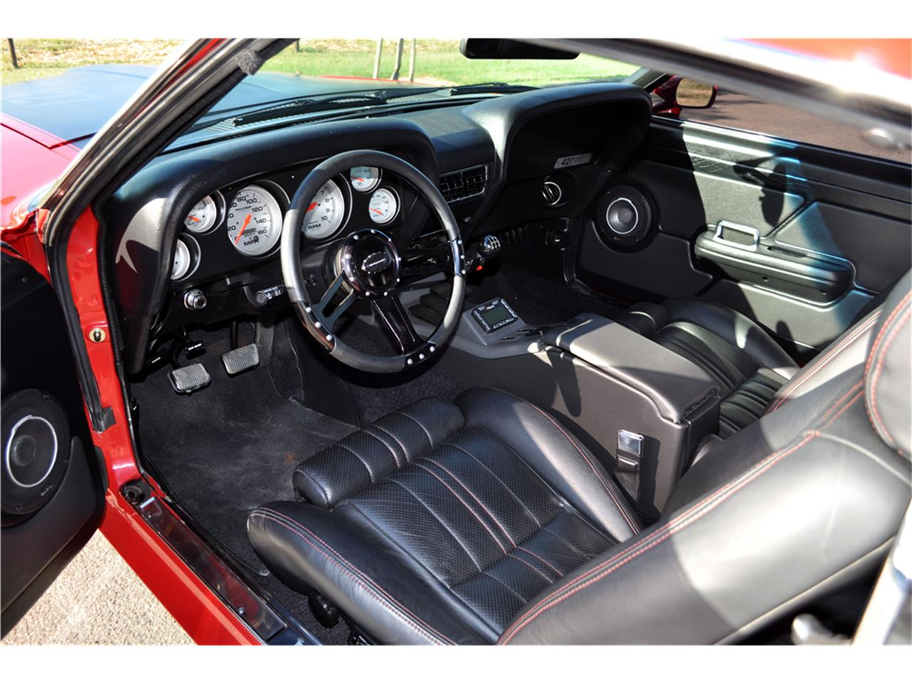Large Picture of '70 Ford Mustang Auction Vehicle - LWCS