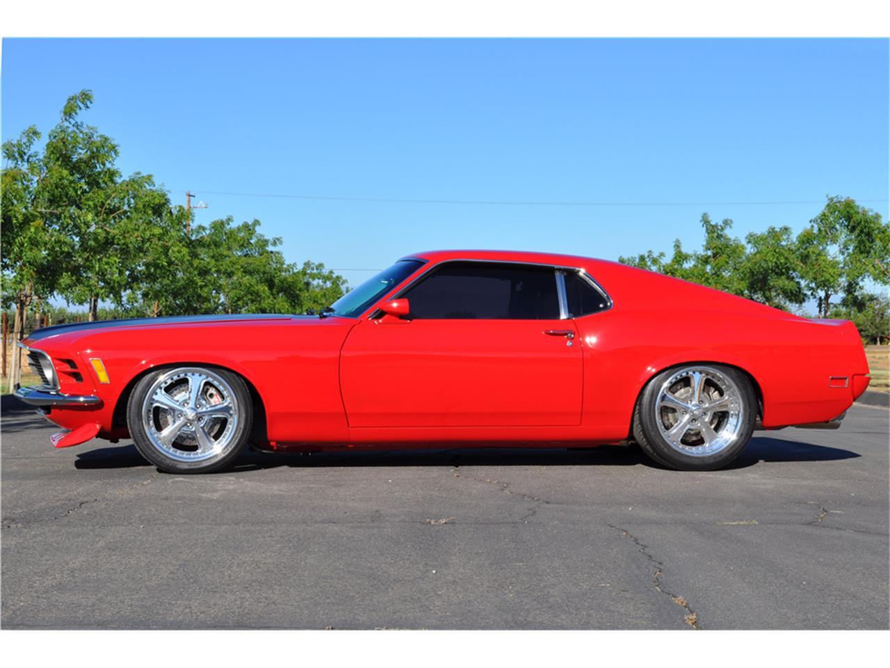 Large Picture of 1970 Ford Mustang located in Nevada Auction Vehicle Offered by Barrett-Jackson - LWCS
