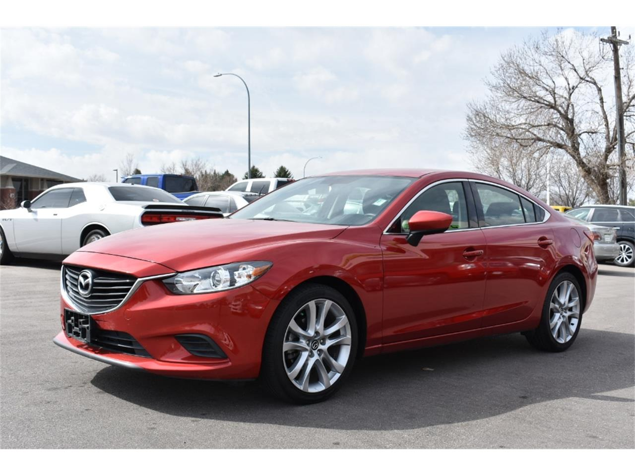 Large Picture of '15 Mazda6 - LWCX