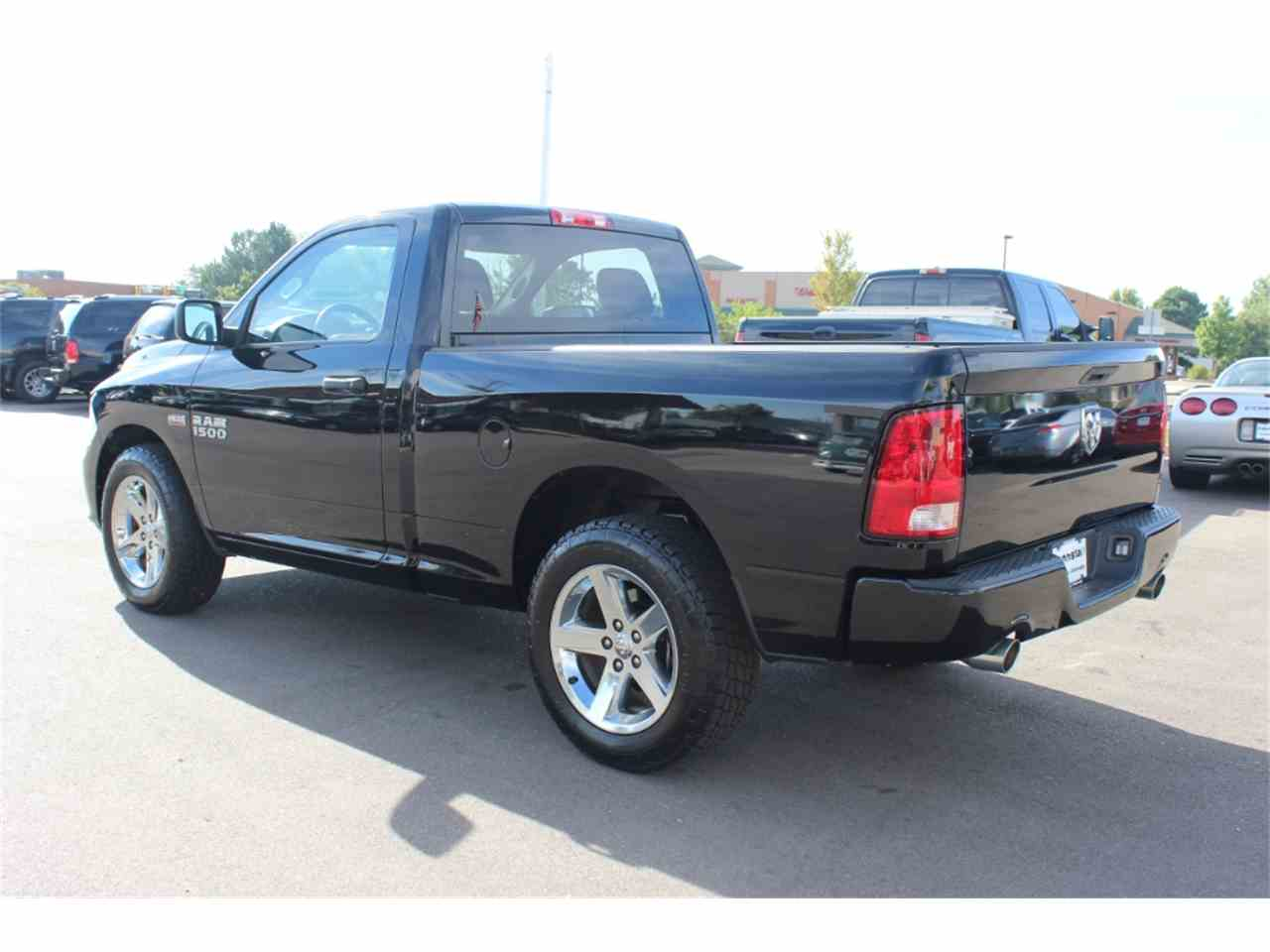Large Picture of '14 Ram 1500 - LWCZ