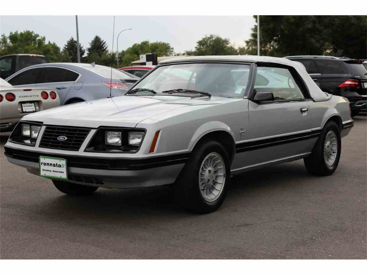 Large Picture of '83 Mustang - LWD3
