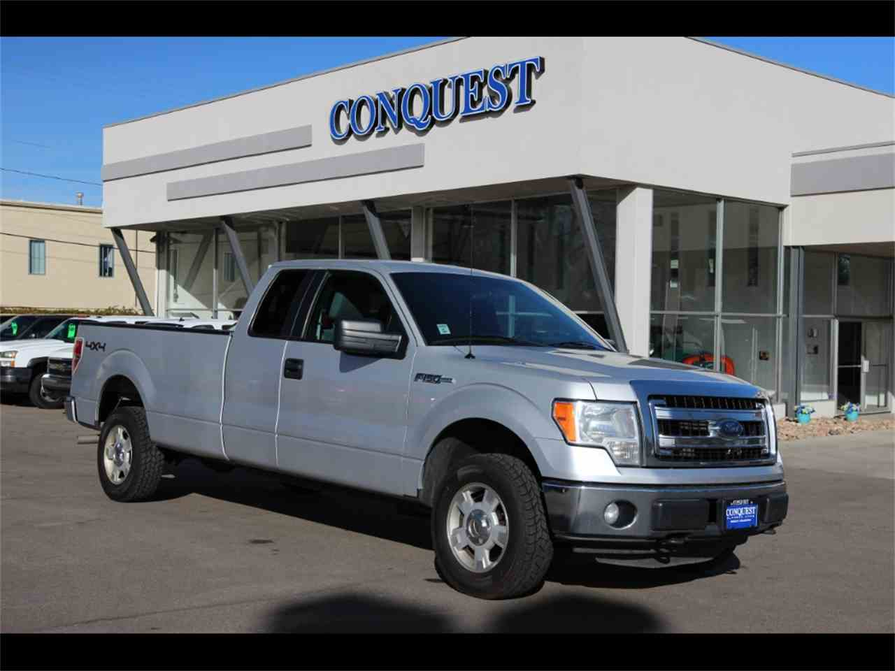 Large Picture of '14 F150 - LWD6