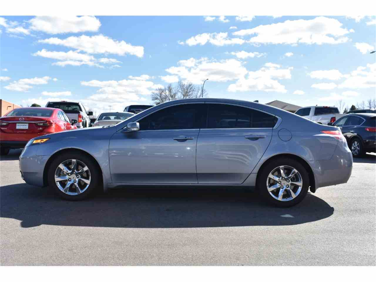 Large Picture of '12 TL - LWD7