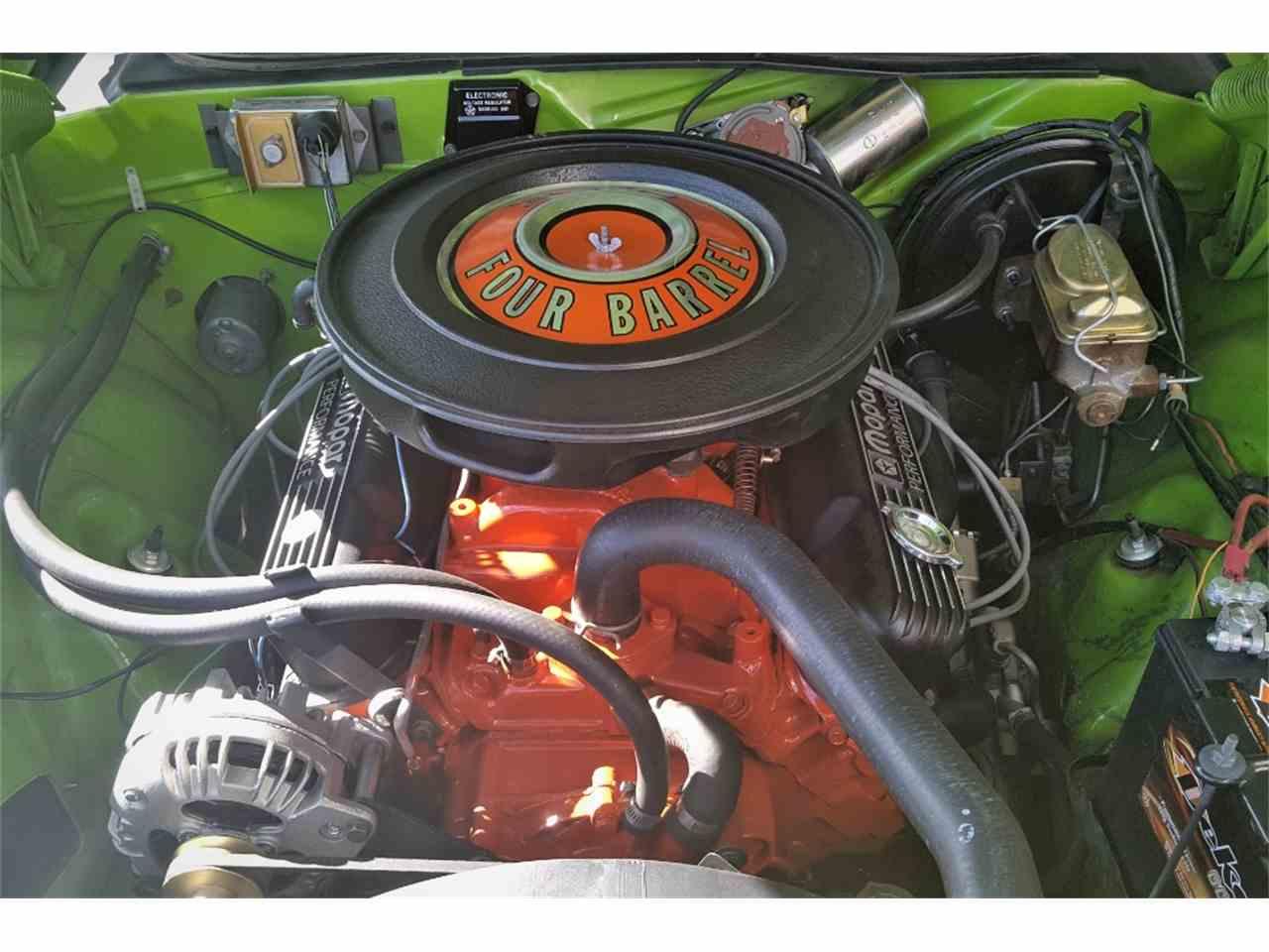 Large Picture of '70 Cuda - LWDB