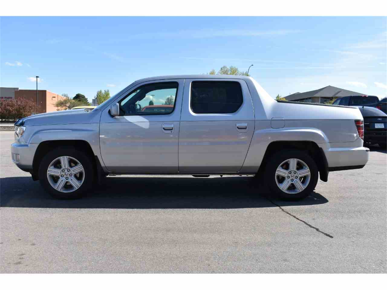 Large Picture of '12 Ridgeline - LWDD