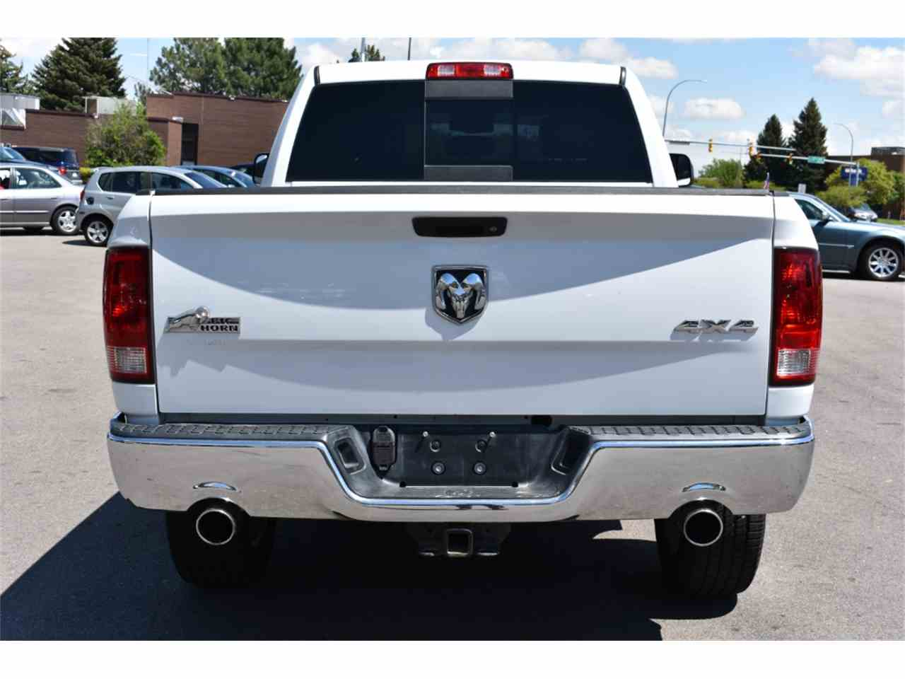 Large Picture of '14 Ram 1500 - LWDL