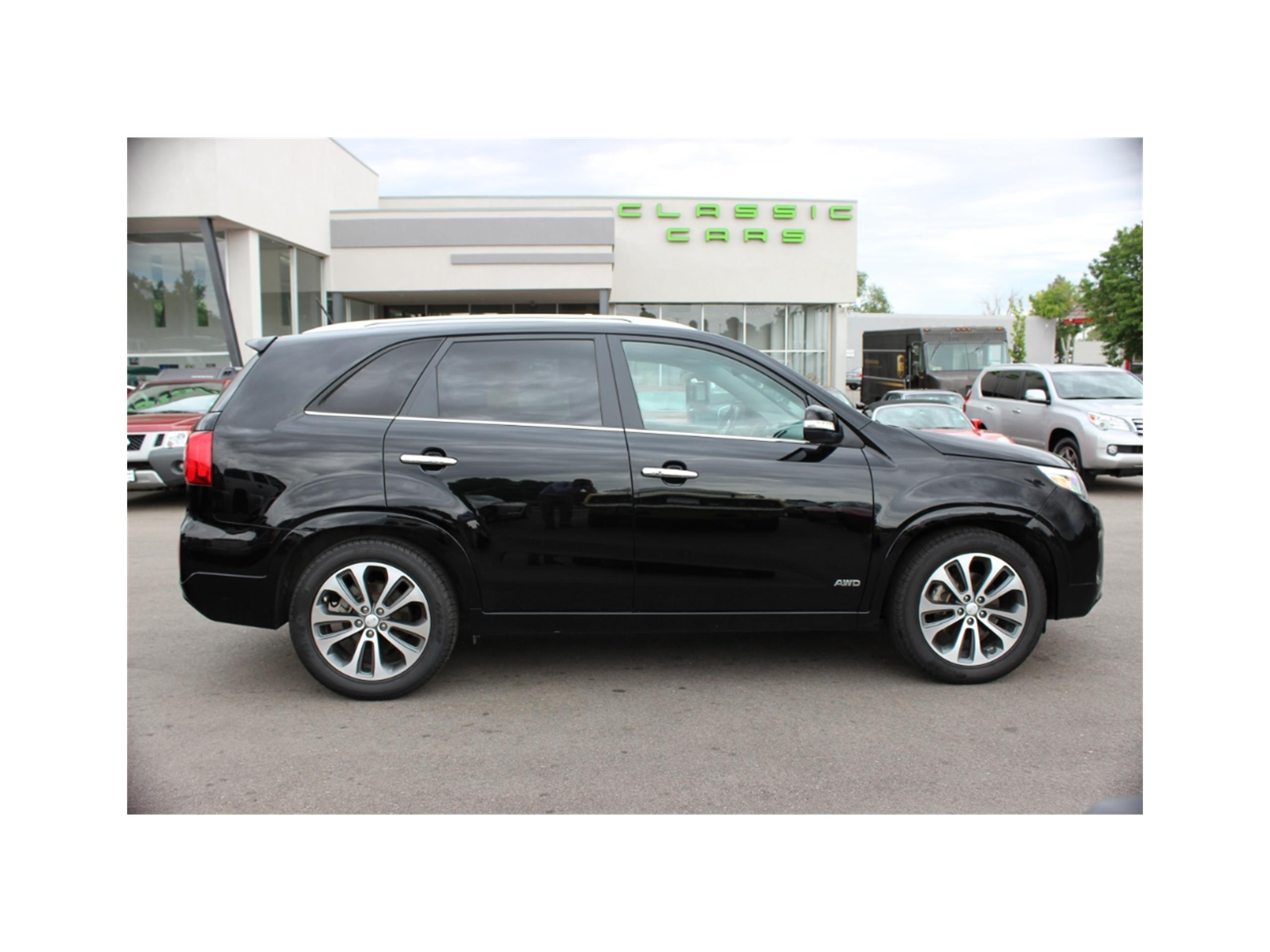 Large Picture of '14 Sorento - LWDR