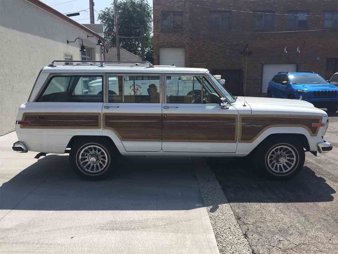 Large Picture of '91 Wagoneer - LWDY