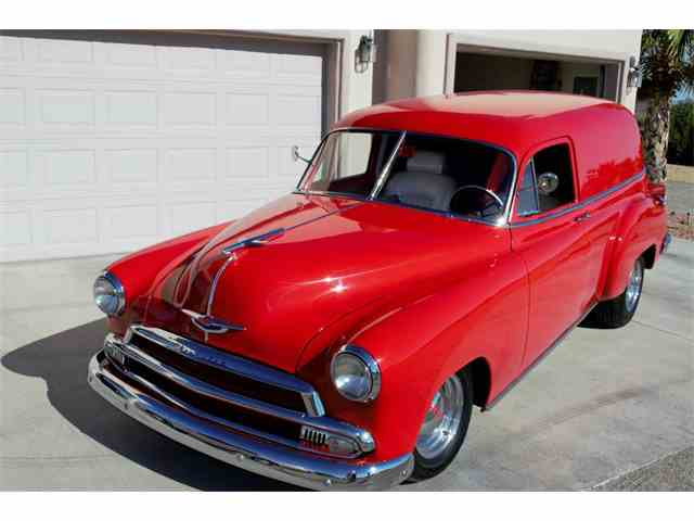 Picture of Classic '51 Chevrolet Sedan Delivery located in New Mexico Offered by a Private Seller - LWE1