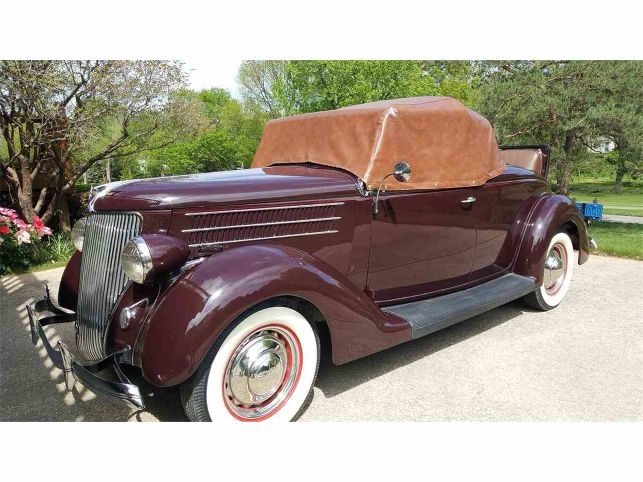 Large Picture of '36 Roadster - LWE4