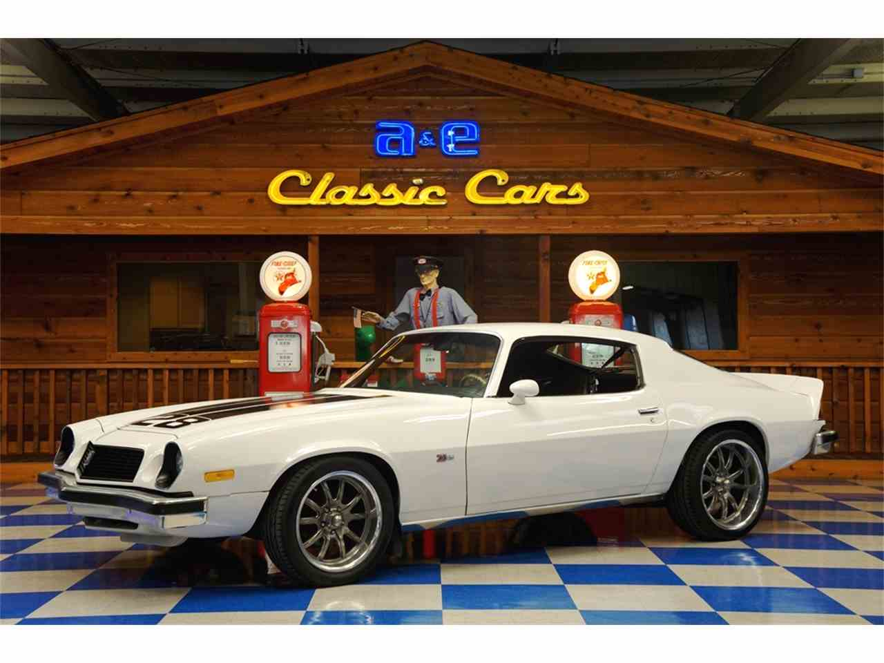 1974 Chevrolet Camaro Z28 For Sale Classiccars Com Cc