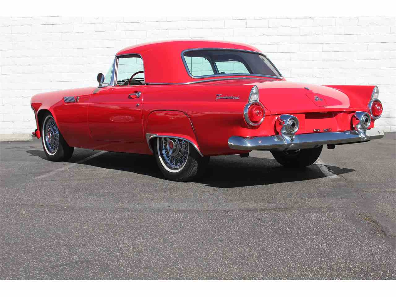 Large Picture of '55 Thunderbird - LWEF