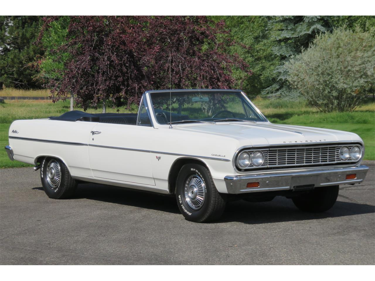 Large Picture of Classic 1964 Chevelle Malibu located in Hailey Idaho Offered by Sun Valley Auto Club - LWEG