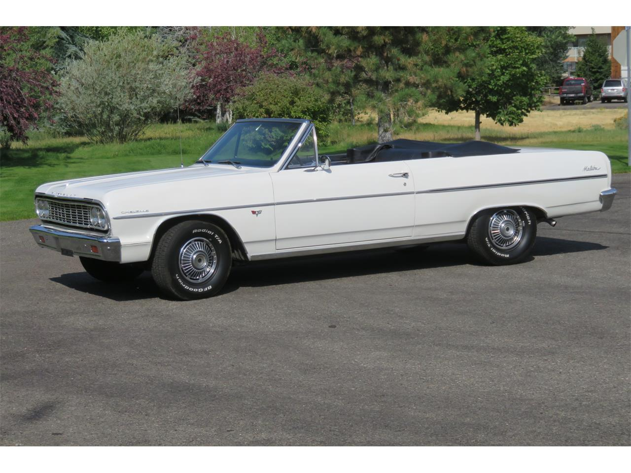 Large Picture of Classic '64 Chevrolet Chevelle Malibu - $26,995.00 Offered by Sun Valley Auto Club - LWEG