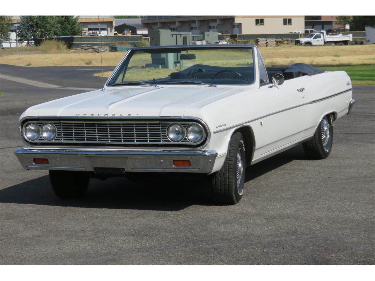 Large Picture of Classic '64 Chevrolet Chevelle Malibu located in Idaho Offered by Sun Valley Auto Club - LWEG