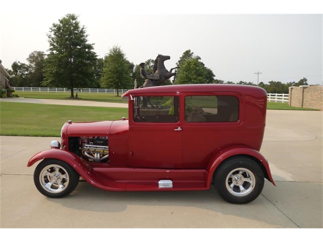 Large Picture of 1929 Ford Model A located in Oklahoma Offered by Yesterday's Classic Cars  - LV69