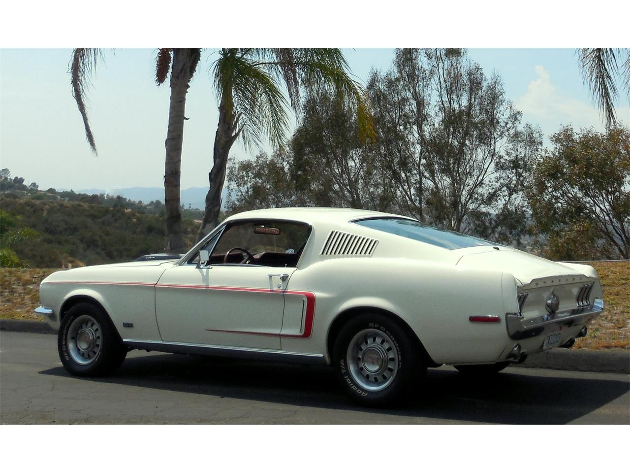 Large Picture of '68 Mustang Cobra - LWEI