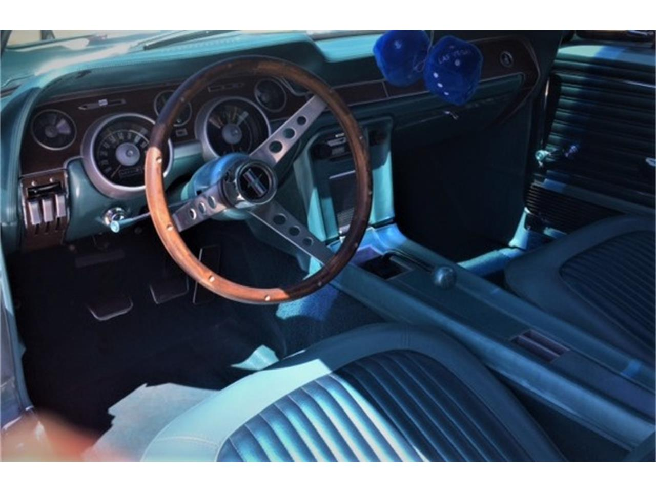 Large Picture of '68 Mustang - LWEK