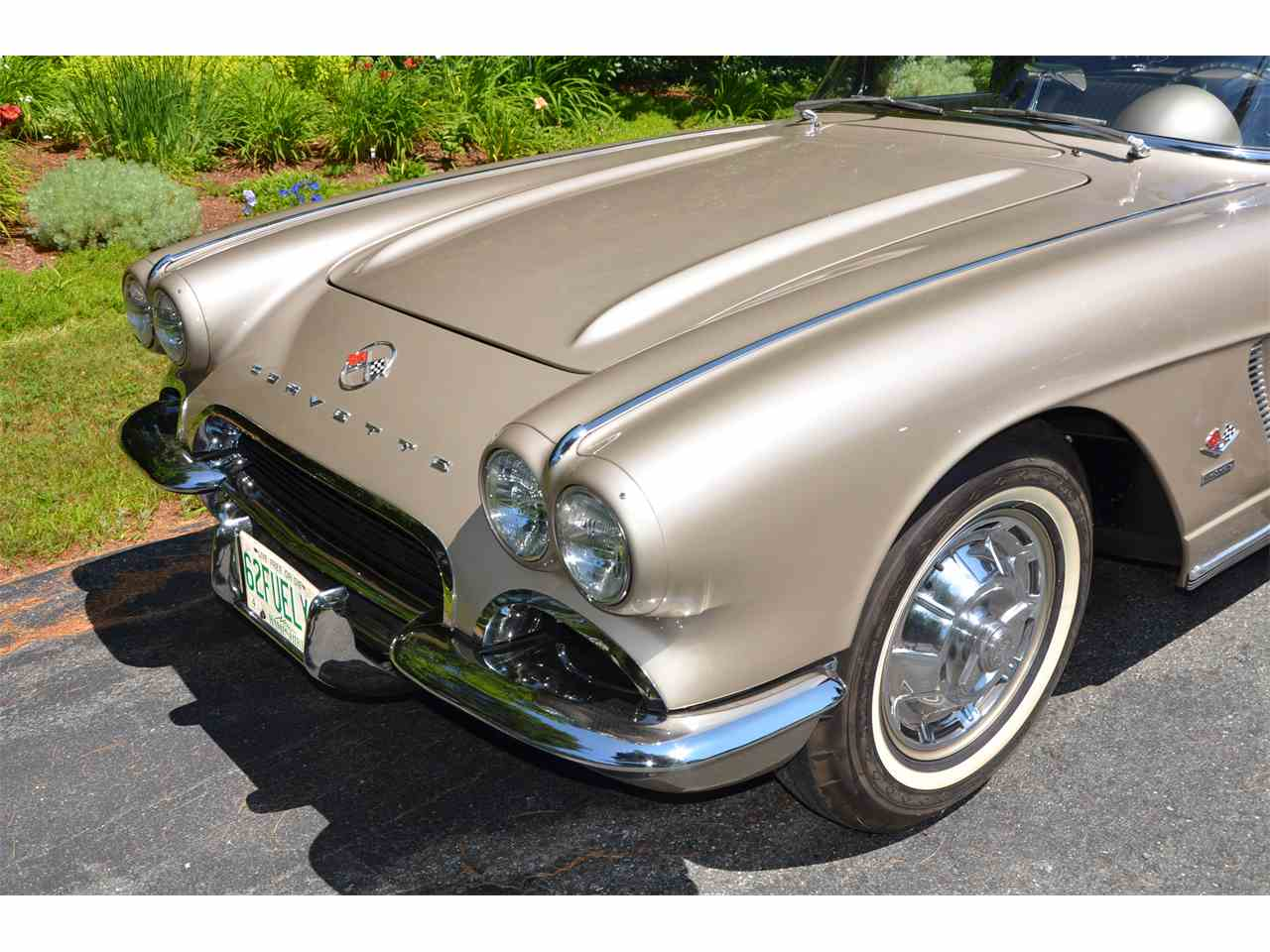 Large Picture of Classic '62 Chevrolet Corvette located in North Thetford Vermont - $130,000.00 Offered by a Private Seller - LWEM
