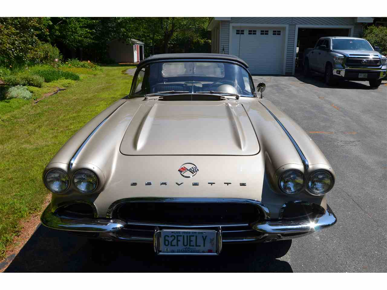 Large Picture of 1962 Chevrolet Corvette located in North Thetford Vermont Offered by a Private Seller - LWEM