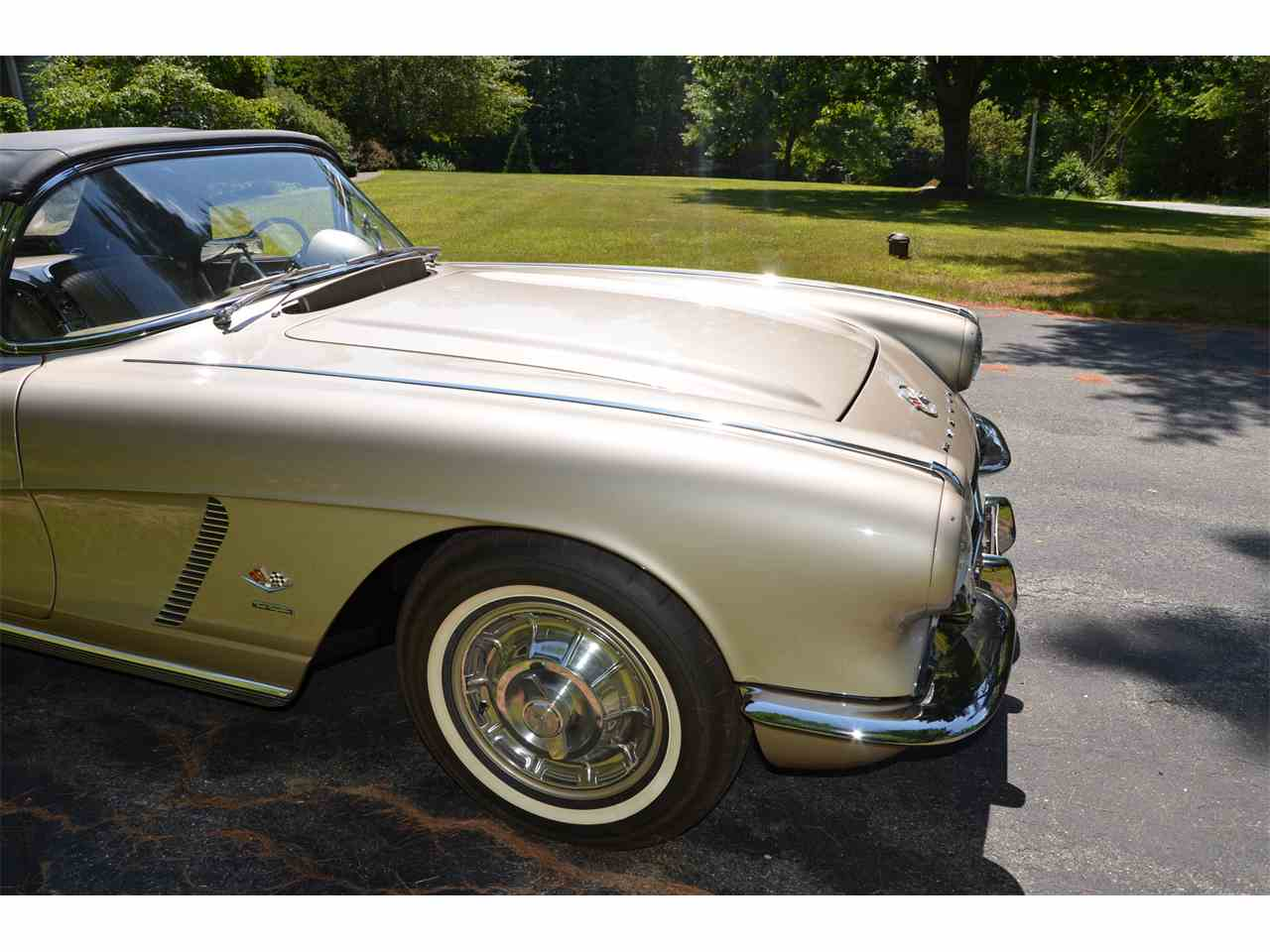 Large Picture of 1962 Corvette located in North Thetford Vermont Offered by a Private Seller - LWEM