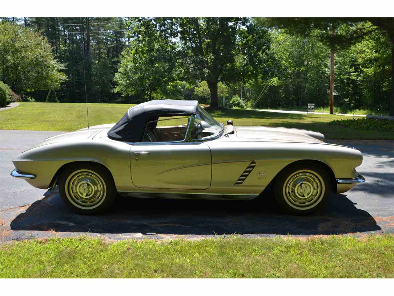 Large Picture of Classic '62 Corvette Offered by a Private Seller - LWEM