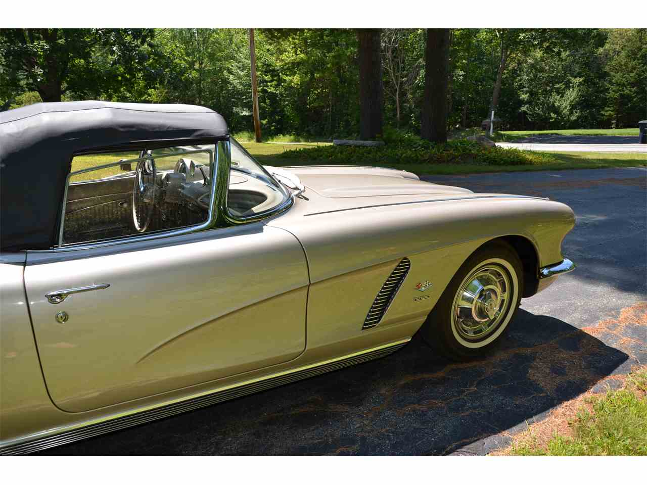 Large Picture of Classic 1962 Corvette located in North Thetford Vermont - $130,000.00 Offered by a Private Seller - LWEM