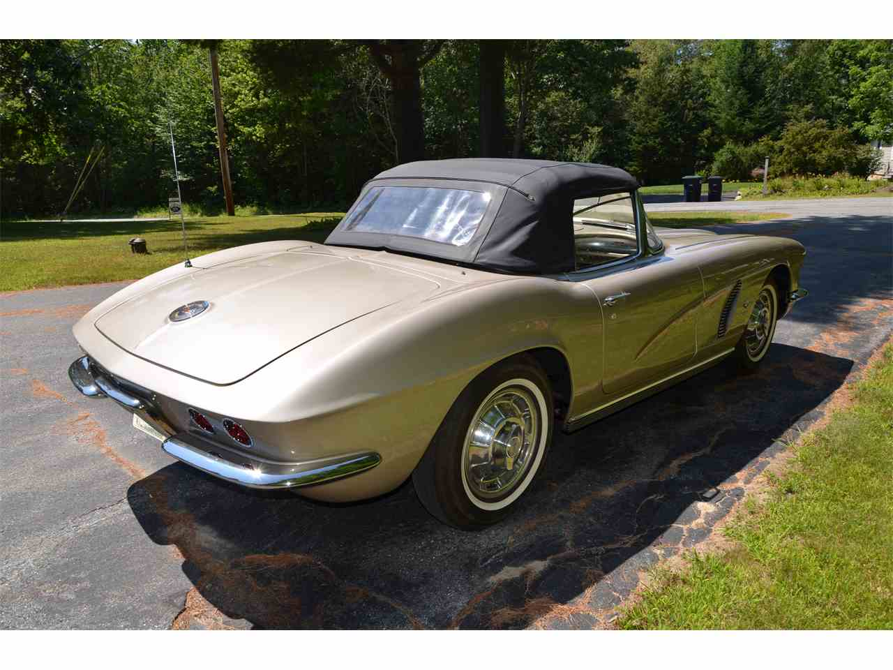 Large Picture of 1962 Corvette located in North Thetford Vermont - $130,000.00 - LWEM