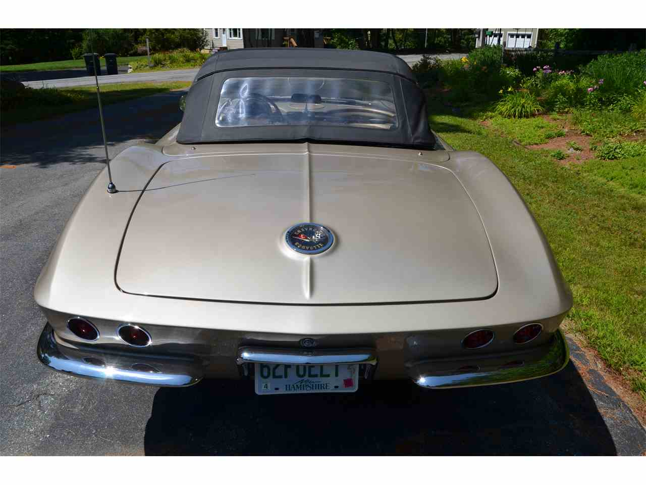 Large Picture of Classic 1962 Chevrolet Corvette - LWEM