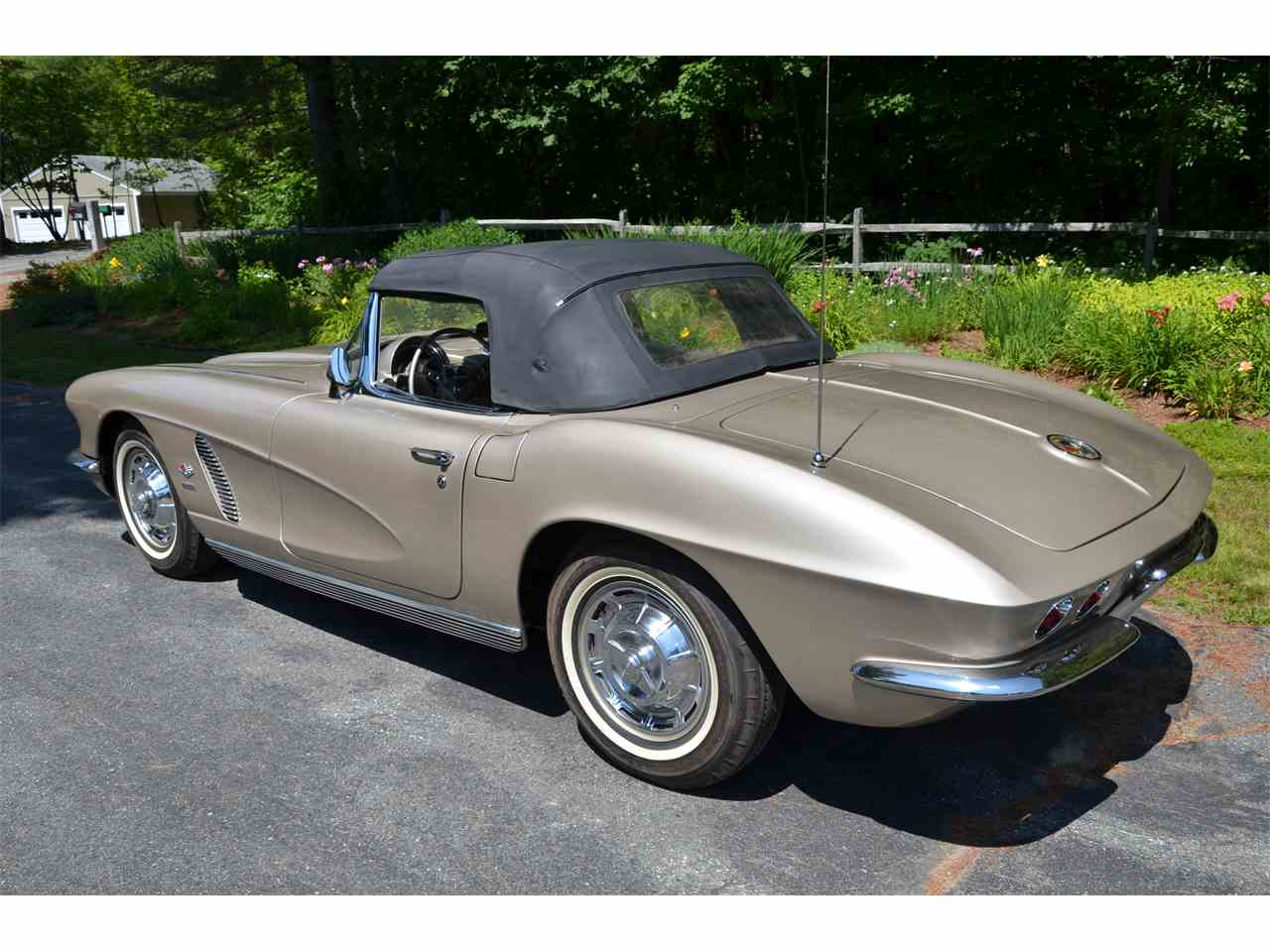 Large Picture of 1962 Chevrolet Corvette located in Vermont Offered by a Private Seller - LWEM