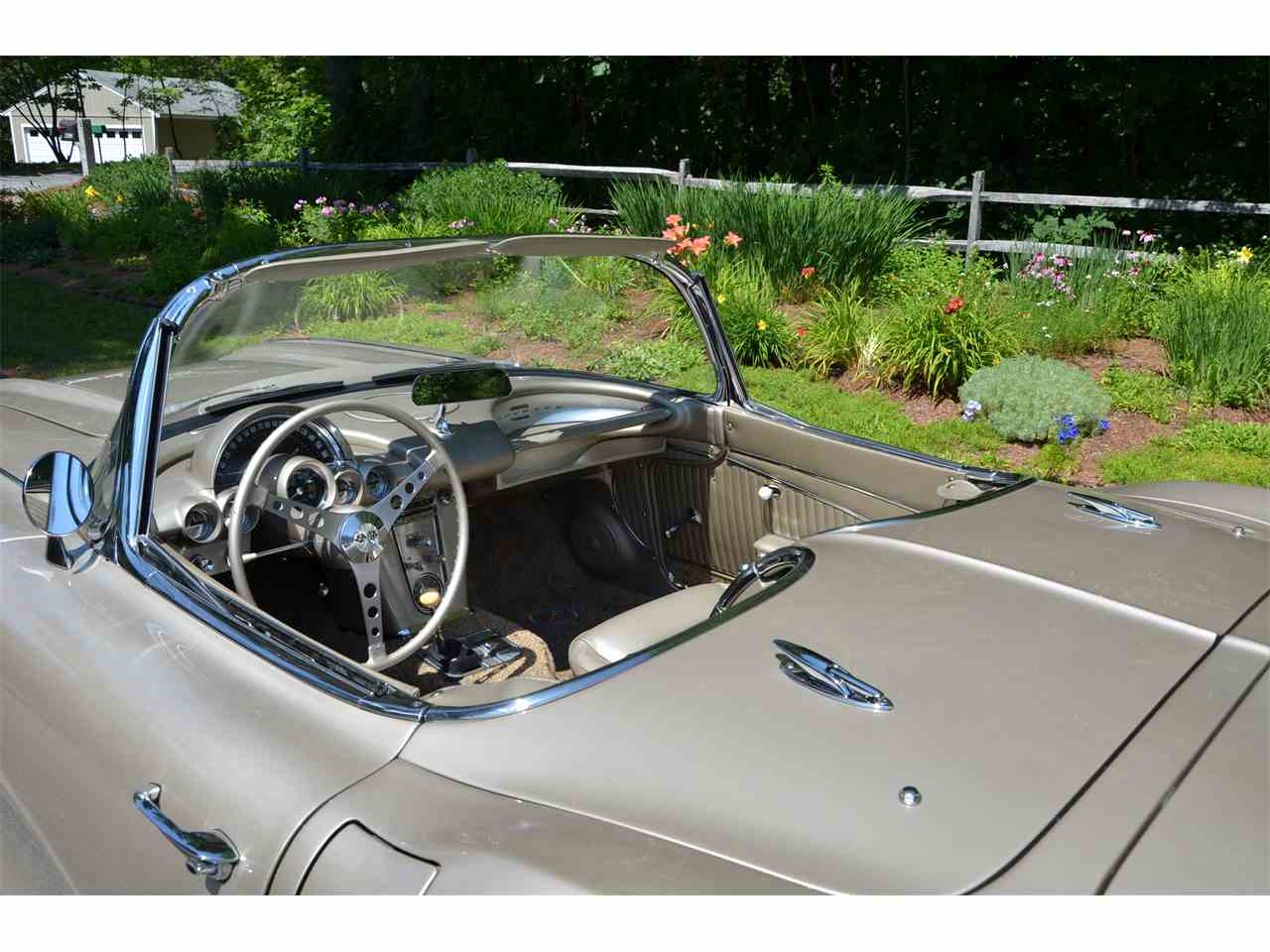 Large Picture of Classic '62 Chevrolet Corvette located in North Thetford Vermont - $130,000.00 - LWEM