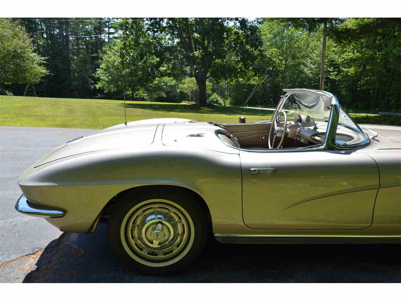 Large Picture of Classic 1962 Chevrolet Corvette - $130,000.00 Offered by a Private Seller - LWEM