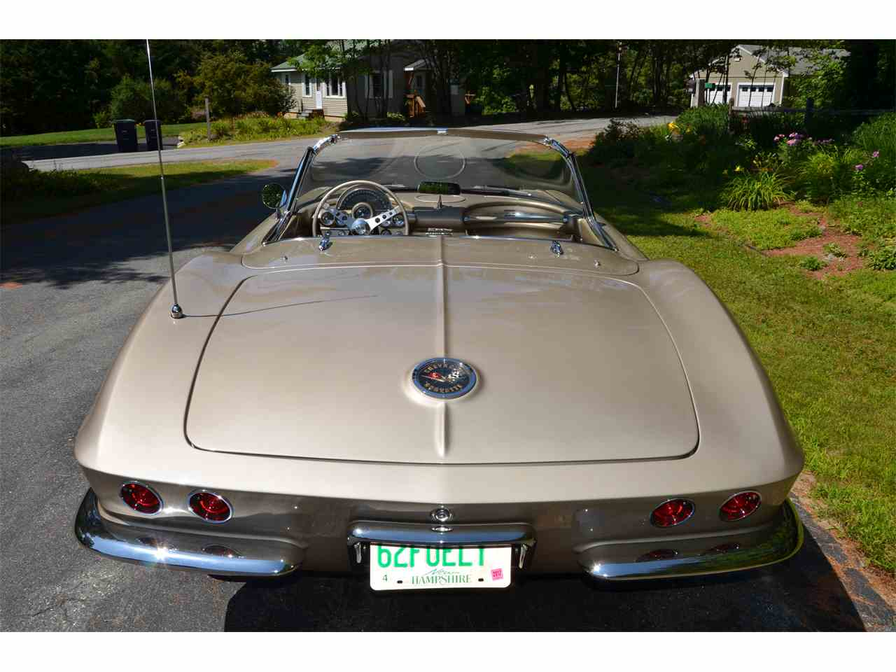 Large Picture of Classic '62 Corvette - $130,000.00 - LWEM