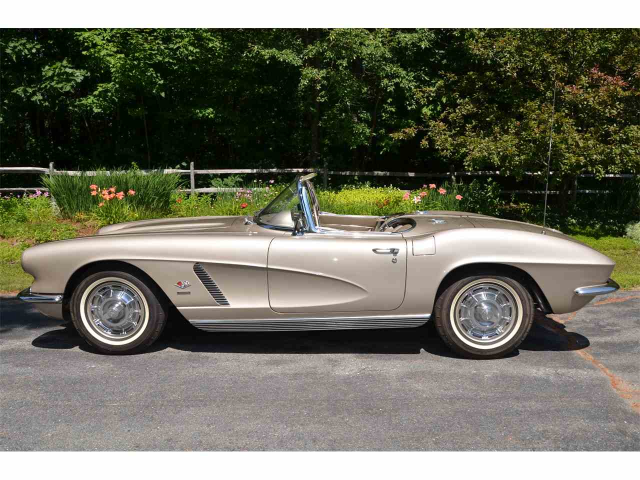 Large Picture of '62 Chevrolet Corvette - $130,000.00 Offered by a Private Seller - LWEM