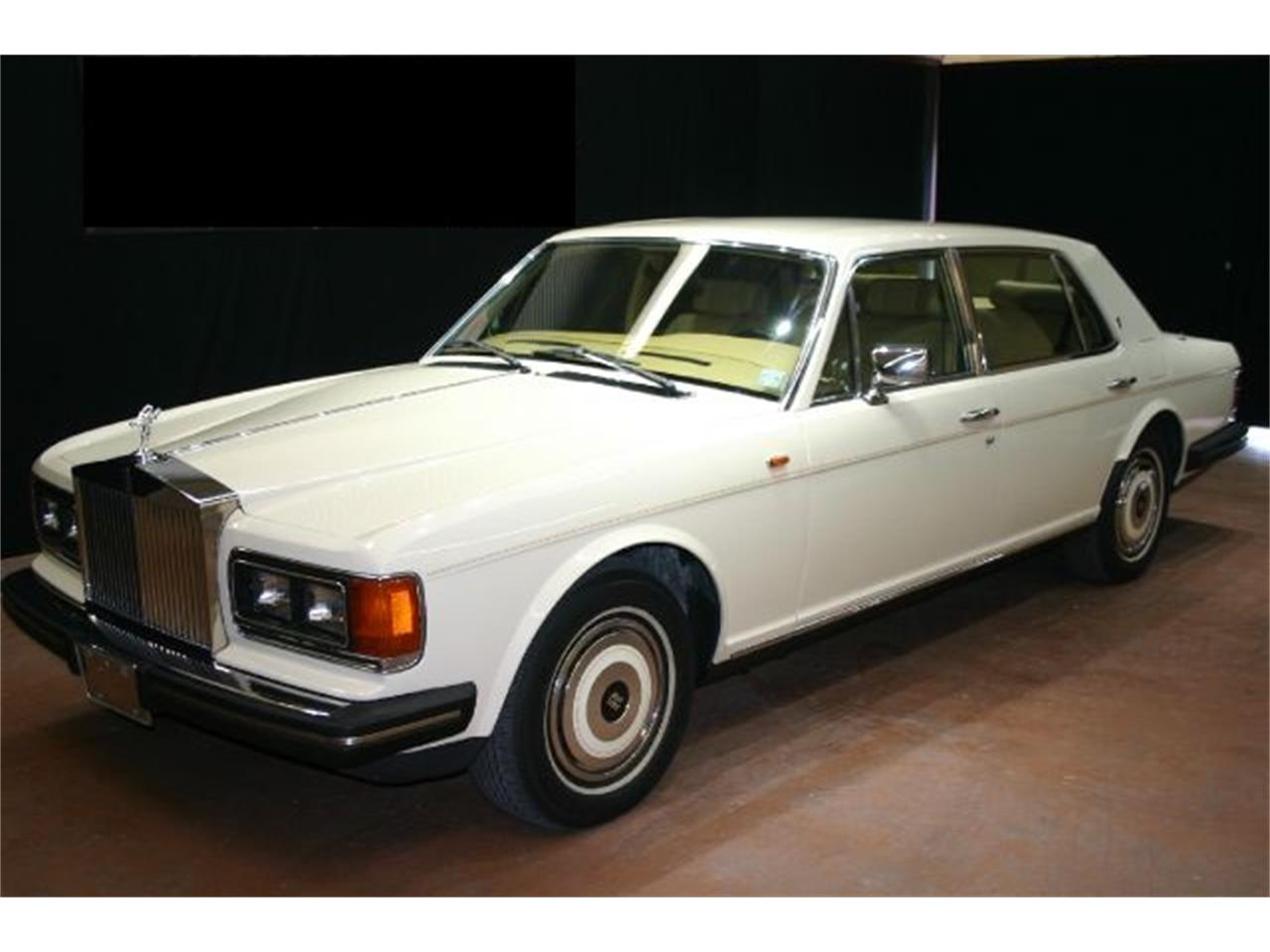 Large Picture of '87 Silver Spur - LWET