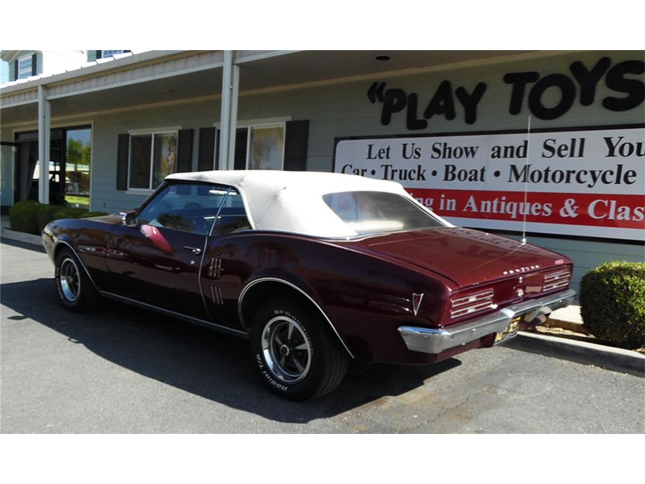 Large Picture of '68 Firebird - LWEZ