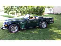 Picture of '74 TR6 - LWFI