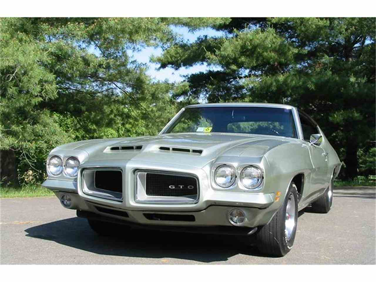 Large Picture of '72 GTO - LWFL