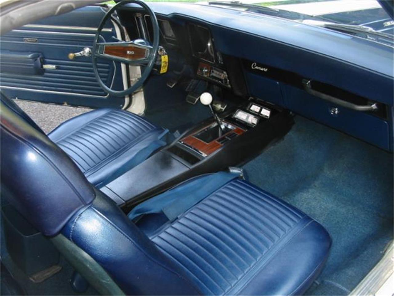 Large Picture of '69 Camaro - LWFM