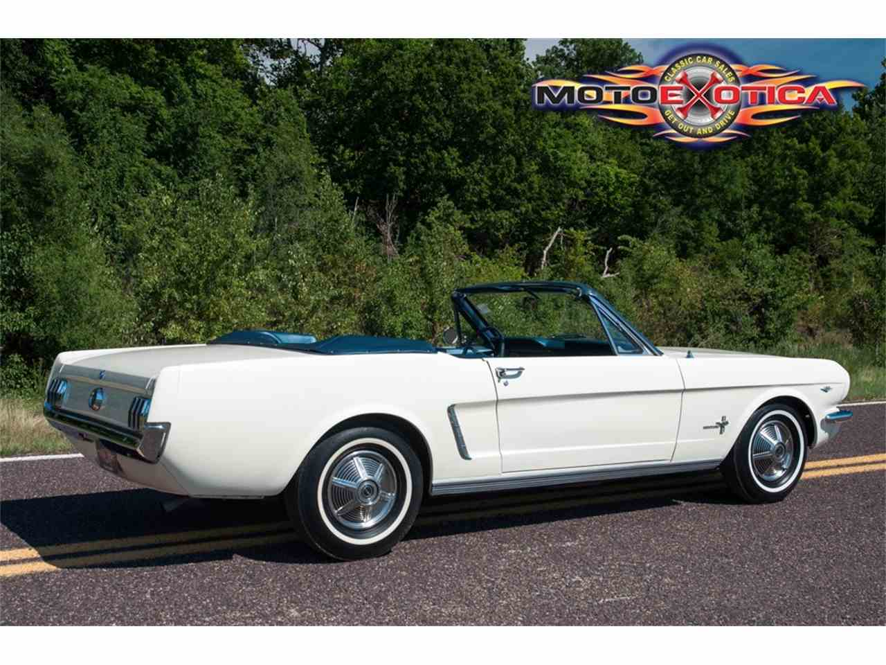Large Picture of '65 Mustang - LWFQ