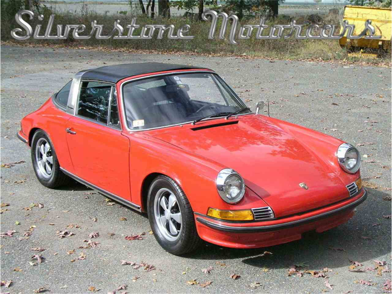 Large Picture of '73 911E Offered by Silverstone Motorcars - LWFS