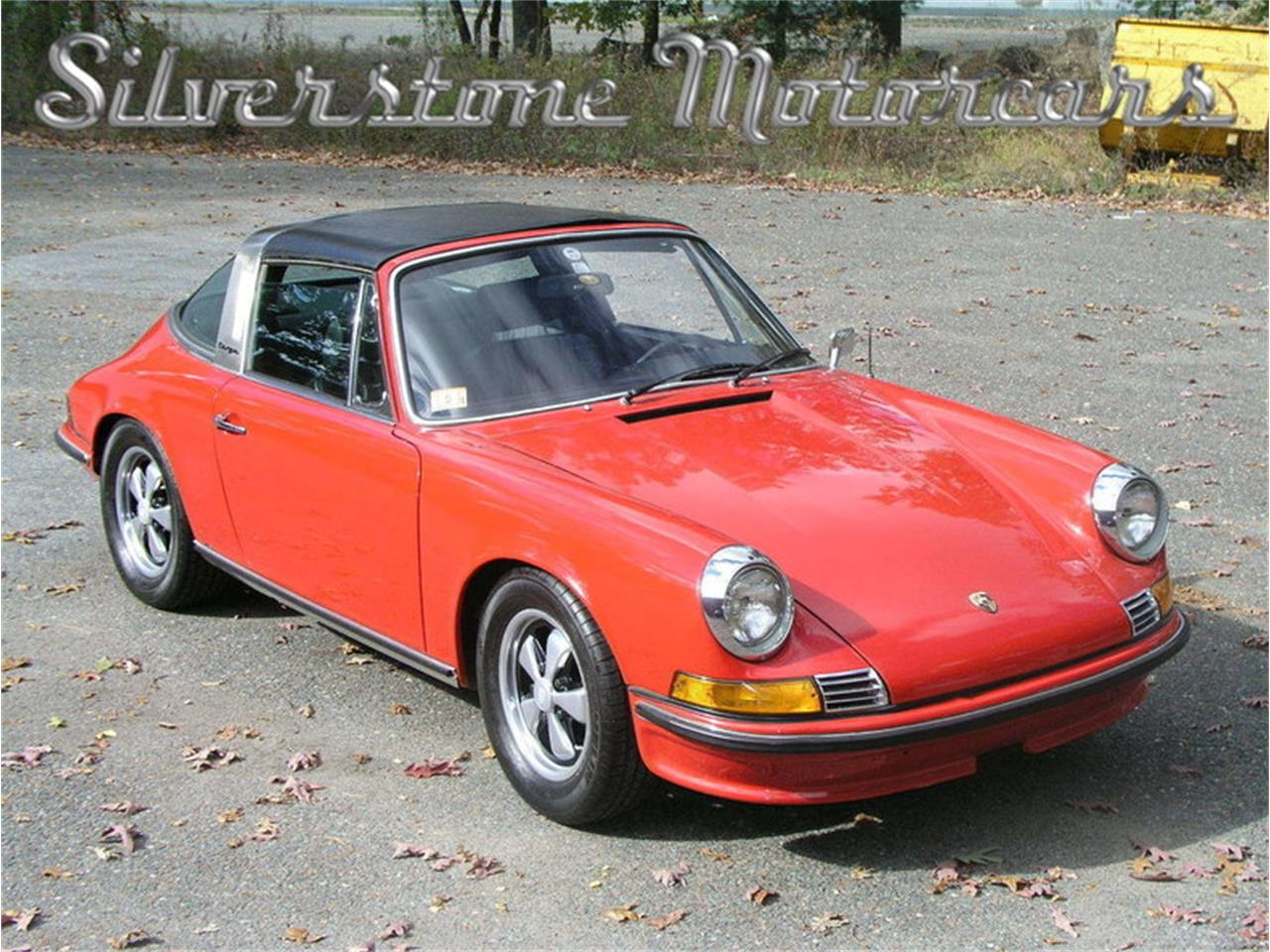 Large Picture of '73 Porsche 911E Offered by Silverstone Motorcars - LWFS