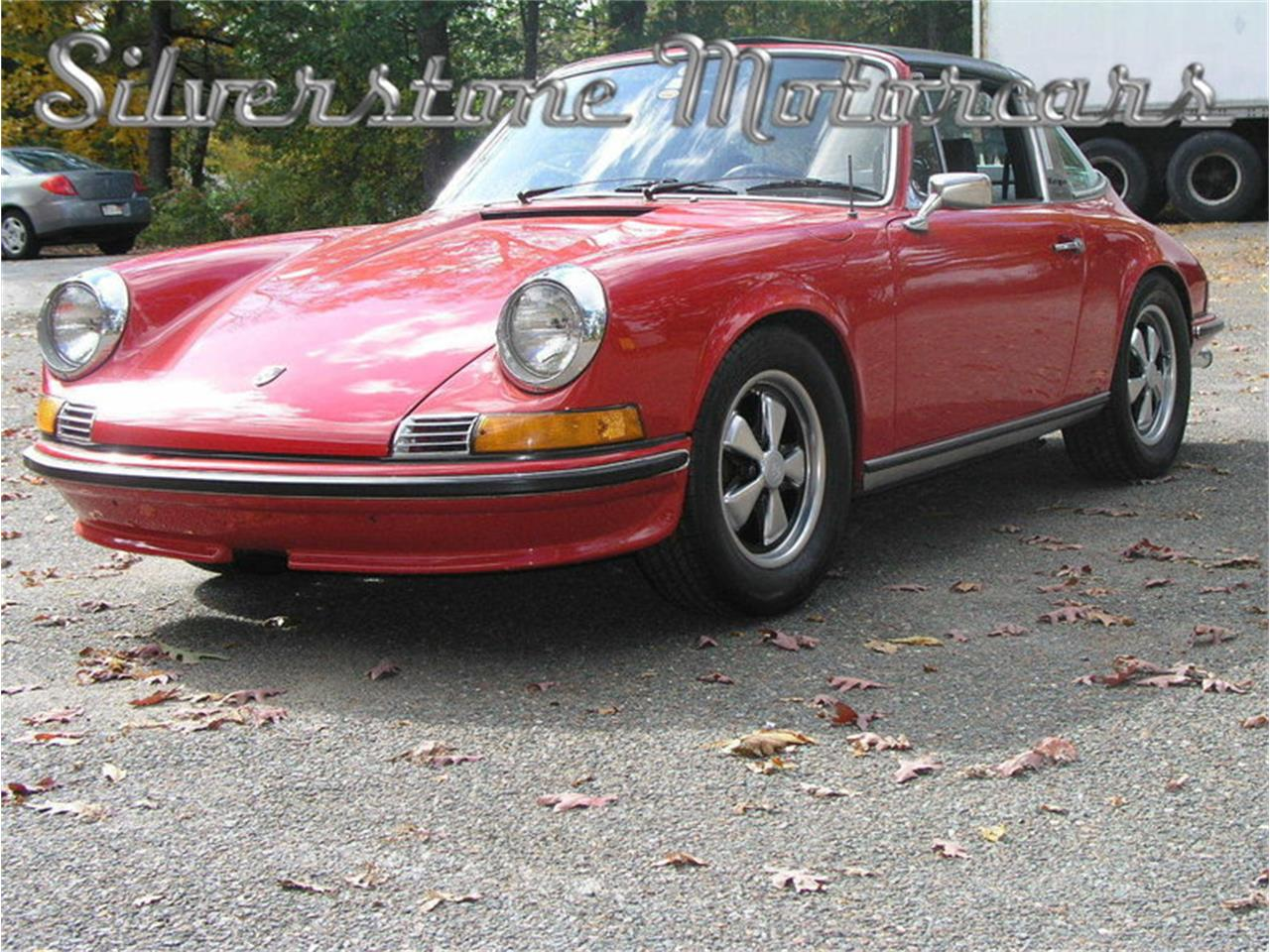 Large Picture of '73 911E located in Massachusetts Offered by Silverstone Motorcars - LWFS