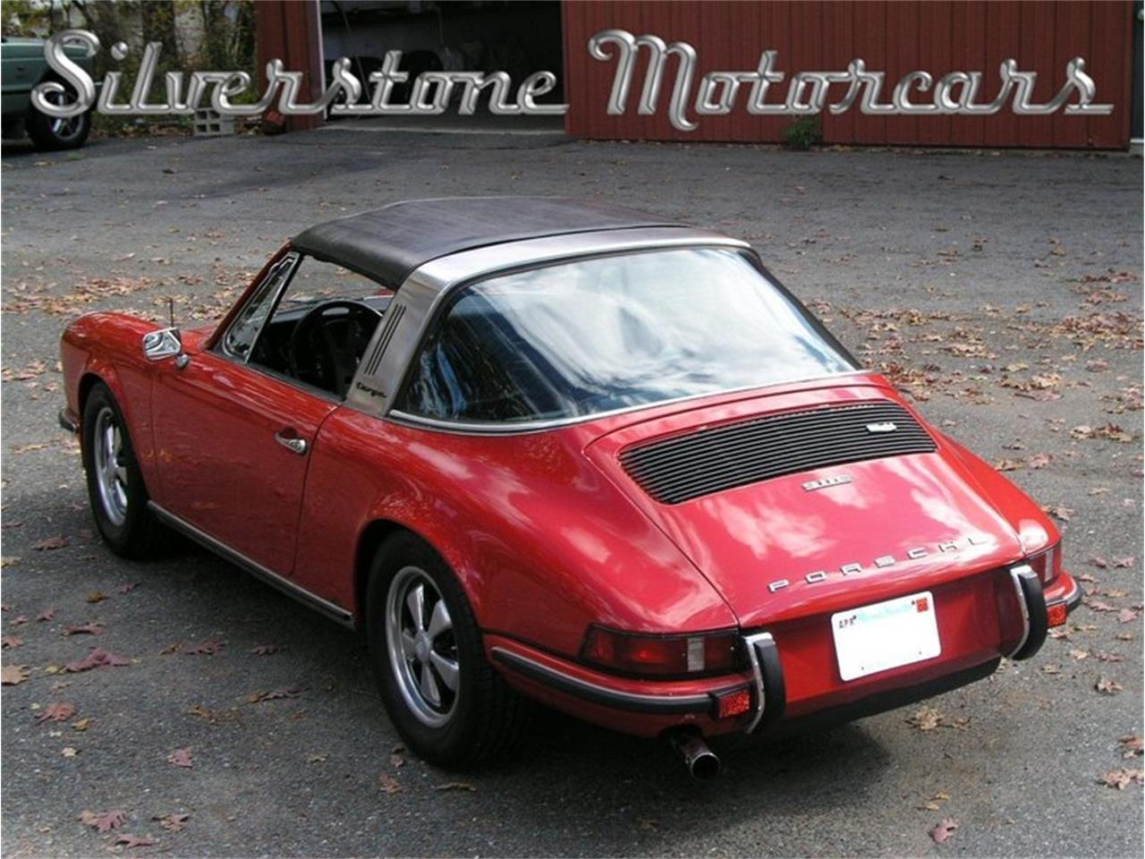Large Picture of Classic '73 911E located in Massachusetts - LWFS