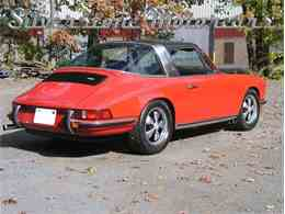 Picture of 1973 Porsche 911E located in North Andover Massachusetts Offered by Silverstone Motorcars - LWFS